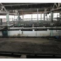 Продаем 57000 м комплекс производство-склад в Одессе участок 15 га под элеватор, логистику