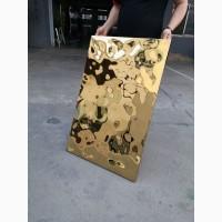 Зеркало-Стекло Малированное - оплавленное LAVA