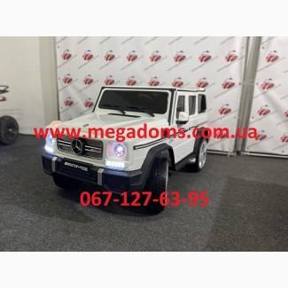 Джип Mercedes-Benz AMG M 3567EBLR 2 мотора 35W, аккумулятор 12V10AH до 30кг Днепр
