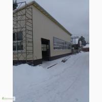 Изготовление и монтаж производственного помещения под токарный цех