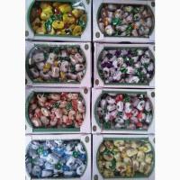 Шоколадные конфеты. 40 видов. Сухофрукты в шоколаде