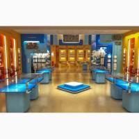Оформление музеев и музейного оснащения