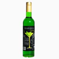Сироп коктейльный Зеленый
