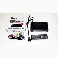 Mstar M-6010 Внешний тюнер DVB-T2 USB+HDMI с возможностью подключить Wi-Fi