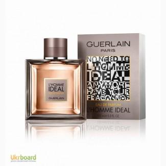 Guerlain L#039; Homme Ideal Eau de Parfum парфюмированная вода 100 ml. Герлен Л#039; Хом Идеал