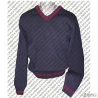 Пуловер мужской трикотажный под заказ