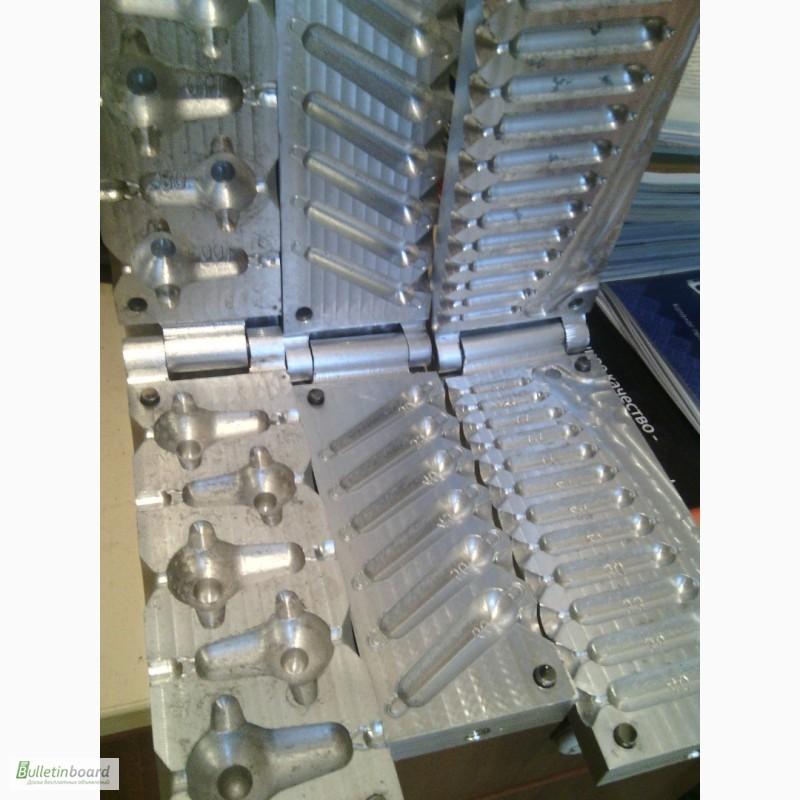 Фото 2. Продаю формы для литья грузил