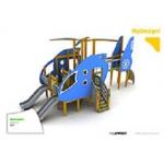 Детские площадки, игровые комплексы и детские горки