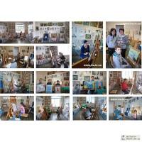 Уроки рисования в Днепропетровске в художественной школе
