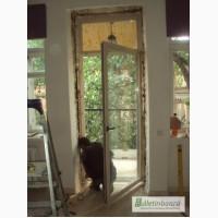 Замер, изготовление, доставка, установка окон, витражей и дверей из сосны и дуба
