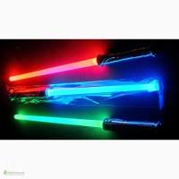 Световой лазерный меч джедая короткий клинок