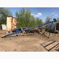 Шнековый погрузчик зерна ( 6-10 метров)