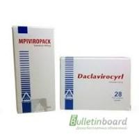 Продам MPIVIROPACK Plus, Софосбувир + Даклатасвир, Heterosofir Plus, Sofolanor