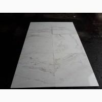 Белая мраморная плитка PIRGON ALAS 2*60*60