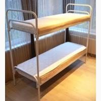 Кровати металлические недорого. Двухъярусные кровати