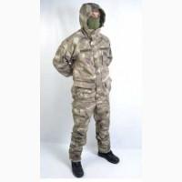 Тактический камуфляжный костюм A-Tacs AU