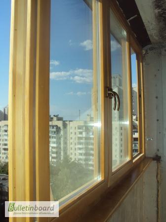 Фото к объявлению: балкон под ключ, обшивка балкона, утеплен.