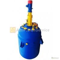 Продам реактор эмалированный(химический) 25 м3