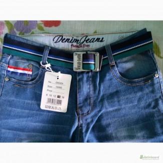 Джинсы, джинси нові на 13-14р
