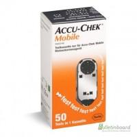 Продам тест-кассета для глюкометра акку-чек мобайл N1