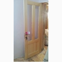 Межкомнатные двери из 100% массива сосны и ясеня