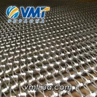 Сетка транспортерная плетеная металлическая