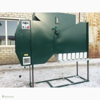 Аеродинамічний безрешетний сепаратор зерна ИСМ-10 т/ год