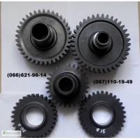 Шестерни привода насосов на Ун-053