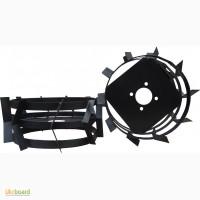 Купить грунтозацепы к мотоблоку (железные колёса) - 560 мм Агроруно