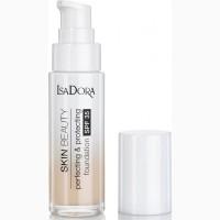 Тональная основа для лица IsaDora Skin Beauty Perfecting Protecting Foundation SPF 35 02