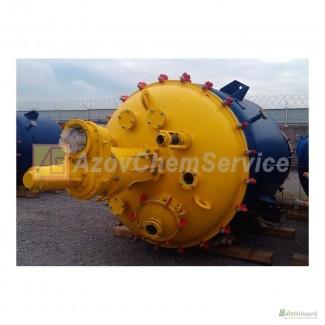 Продам реактор химический эмалированный 6, 3м3