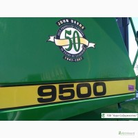 Юбилейный комбайн Джон Дир John Deere 9500 б/у из США купить