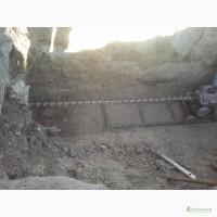 Прокол под дорогой Одесса