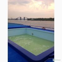 Открытие бассейнов на летний период (расконсервация)