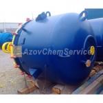 Продам реактор химический эмалированный 4, 0м3