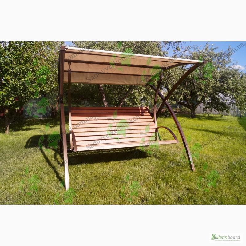Фото 3. Садовые качели Bonita для загородного дома Киев