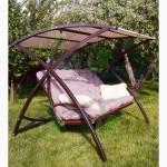 Садовые качели Bonita для загородного дома Киев
