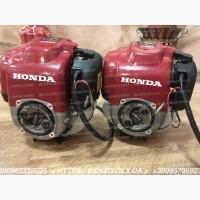 Мотокоса HONDA GX35 (3, 5 кВт, 4-х тактный двигатель 1 нож, 1 леска)