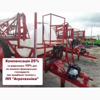 Новий причіпний обприскувач ОРП 2000 штанга 18, 21 м КОМПЕНСАЦІЯ - 25%