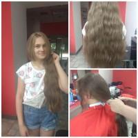 Наша компания занимается покупкой натуральных волос в Новомосковске