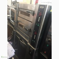 Продам печь для пиццы Zanussi c растоечным шкафом бу