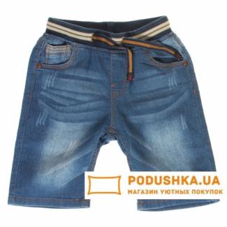 Капри джинсовые для мальчика Muuzi kids