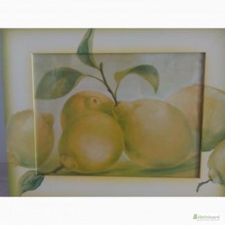 Картина Лимоны
