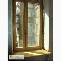 Двухстворочное окно за 3900 грн