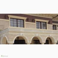 Фасадный декор. Декорирование фасадным пенопластом