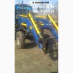 Быстросъёмный фронтальный погрузчик кун на трактор МТЗ, ЮМЗ