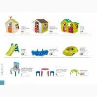 Іграшки садові для дому та кафе Allibert Голландія