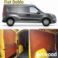 Обшивка грузового отсека Fiat Doblo