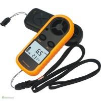 Цифровой анемометр GM-816 (TAM816 Mini) (0, 7 - 30 м/с) (цена деления - 0, 1м/с)