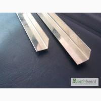 Уголок н/ж 60х60х6 мм AISI 304 ст.04Х18Н9 длина 6 м